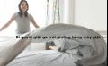Bí quyết giặt ga trải giường bằng máy giặt