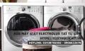 Sửa Máy Giặt Electrolux tại Từ Liêm