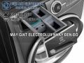 Máy giặt Electrolux báo đèn đỏ và cách xử lý hiệu quả