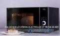 Địa chỉ sửa Lò vi sóng Electrolux uy tín nhất Hà Nội